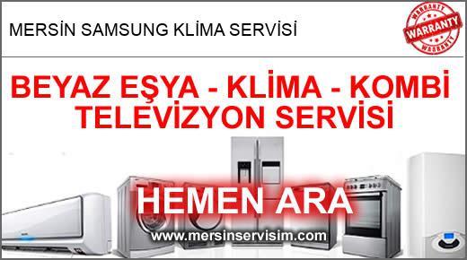 Mersin Samsung Klima Servisi